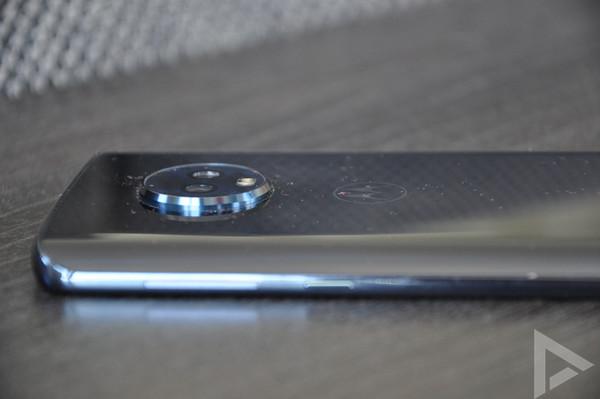 Moto G6 Plus camera