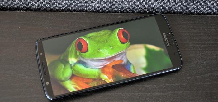 Motorola stopt met updates voor Moto G6- en E5-serie