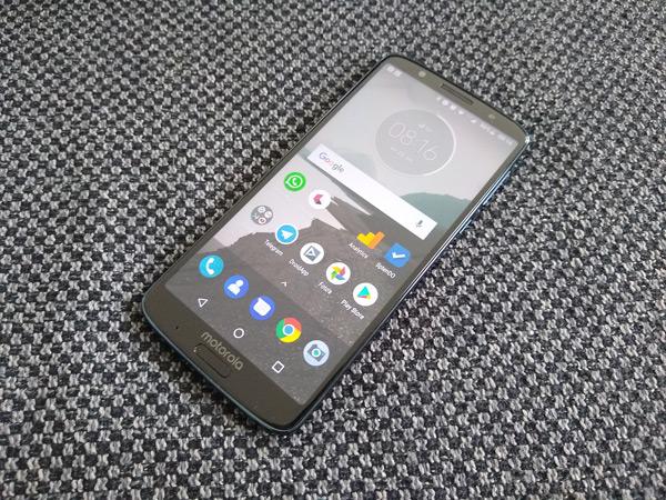 Moto G6 Plus aanbieding