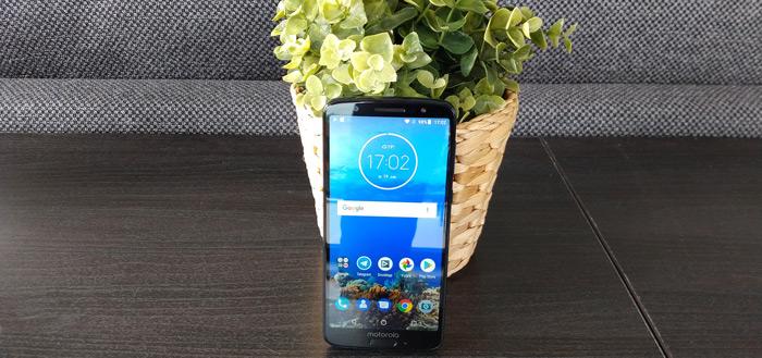 Android 9 Pie nu ook beschikbaar voor Moto G6