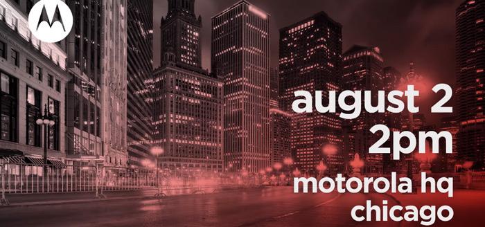 Motorola houdt op 2 augustus grootse aankondiging: wat kunnen we verwachten?