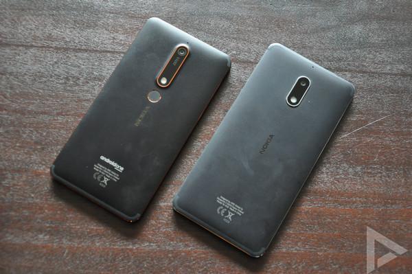 Nokia 6 2017 - Nokia 6.1