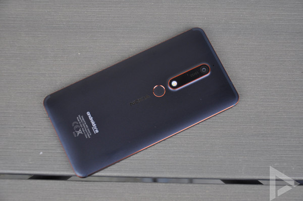Nokia 6.1 Android Pie