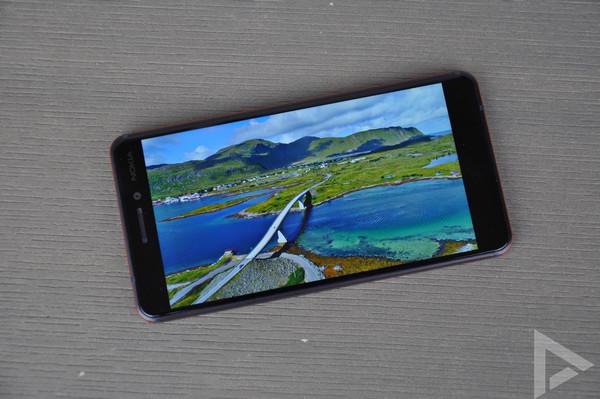 Nokia 6.1 beeld