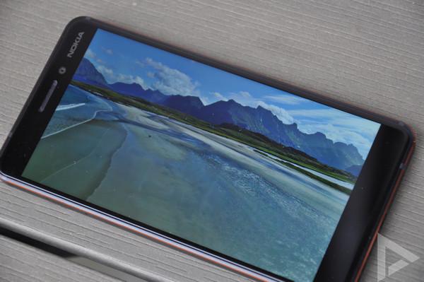 Nokia 6.1 video