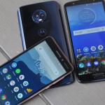 De grote vergelijking: Nokia 6.1 vs. Moto G6 vs. Moto G6 Plus