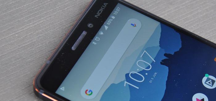 Nokia 6.1, 7 Plus en 7.1 krijgen beveiligingsupdate oktober aangeboden