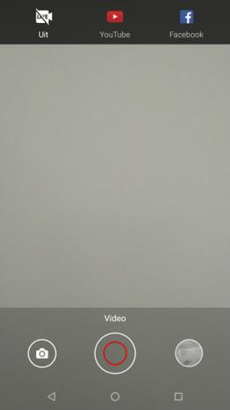 Nokia live uitzenden camera