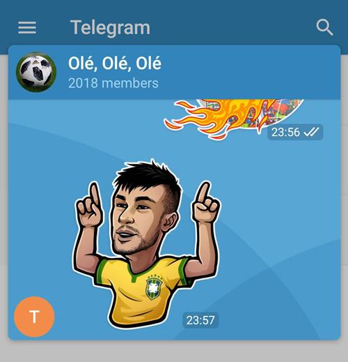 Telegram 4.8.10