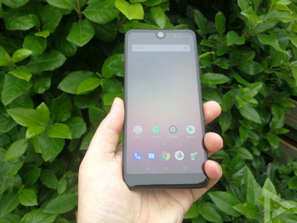 Wiko View 2 review