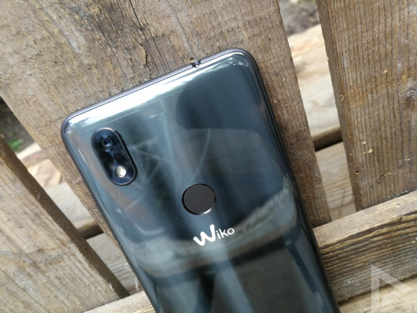 Wiko View 2 camera