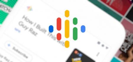 Google Podcasts-app gelanceerd voor Android devices