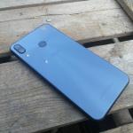 Asus ZenFone 5 achterkant