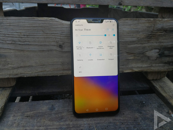 Asus ZenFone 5 notificaties