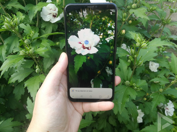 Asus ZenFone 5 Google Lens