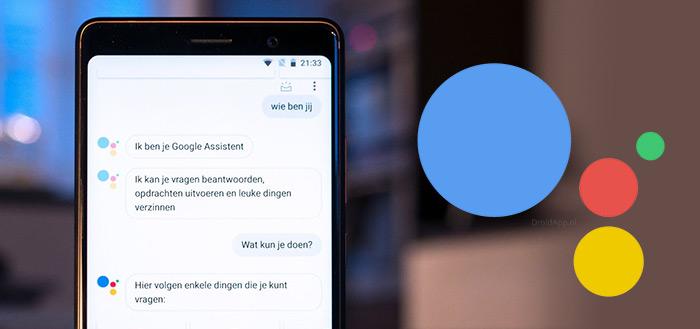 Volgende generatie Google Assistent nog slimmer, persoonlijker en sneller