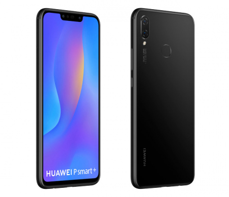 Huawei P Smart+ black