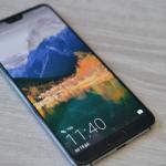 Huawei P20 Pro lockscreen