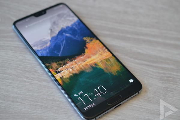 Huawei onderzoek batterij