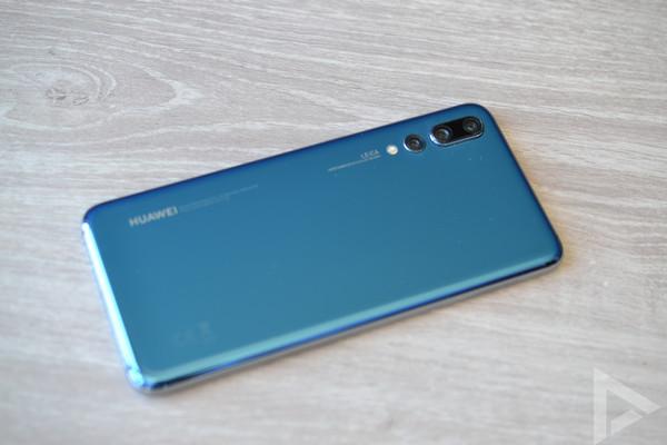 Huawei P20 Pro EISA Awards 2018-2019