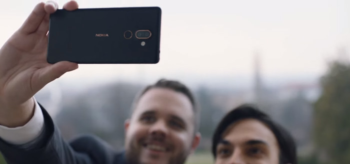 Nokia 7 Plus: beveiligingsupdate november en vernieuwde camera-app