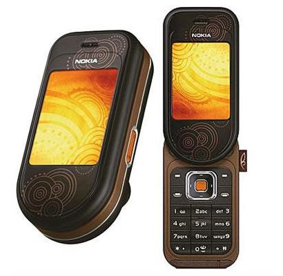 Nokia 7373 bruin