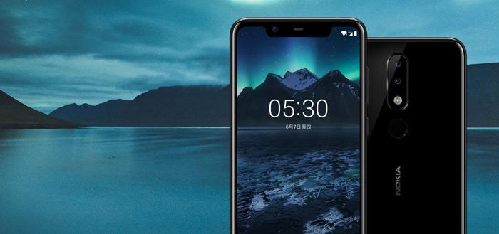 Nokia X5 gepresenteerd met dual-camera, notch en voordelig prijskaartje