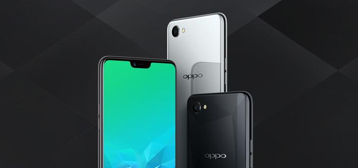 Oppo werkt aan opvouwbare smartphone: komt tijdens MWC
