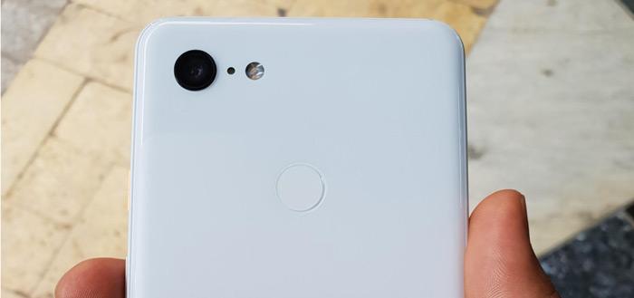 Eerste foto's van nieuwe Pixel 3 XL gelekt: dit is 'm in het wit
