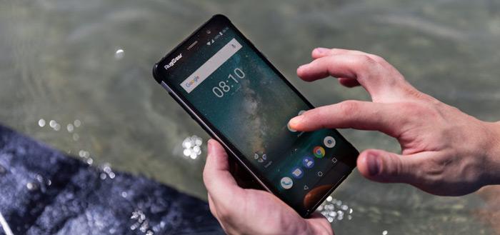RugGear komt met robuuste high-end smartphone naar Nederland; de RG850