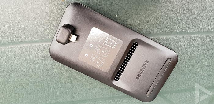 Samsung DeX Pad ervaringen