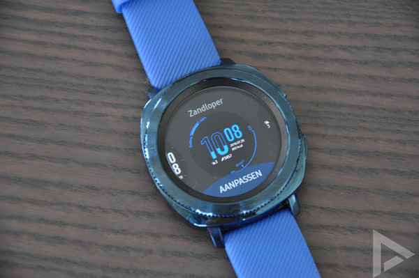 Samsung Gear Sport wijzerplaten