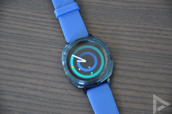 Samsung Gear Sport watch face