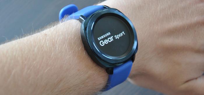 Samsung Gear Sport review: fijne smartwatch voor de sportieveling