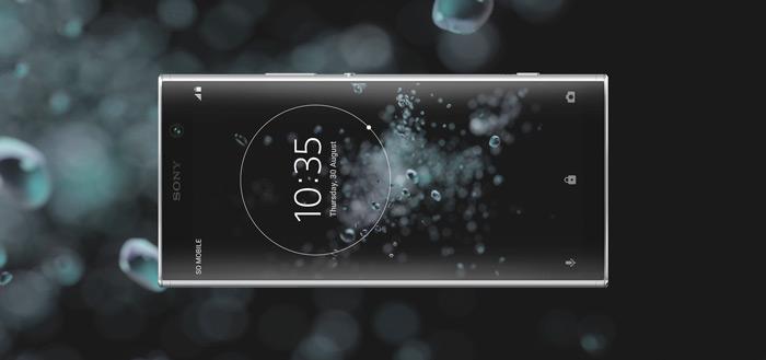 Sony start met uitrol Android 9 Pie voor Xperia XA2-serie