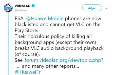 Huawei VLC Play Store