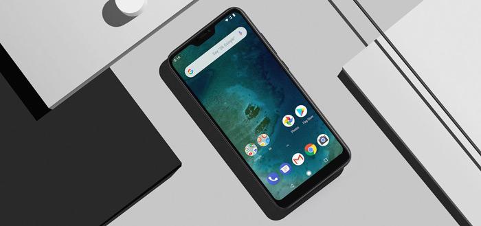 Android 10 wordt opnieuw uitgerold voor Xiaomi Mi A2 Lite