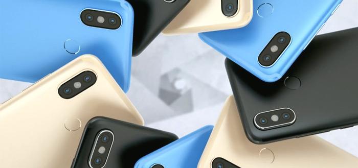 Xiaomi Mi A2 met Android One en goede specs nu te koop in Nederland: 269 euro