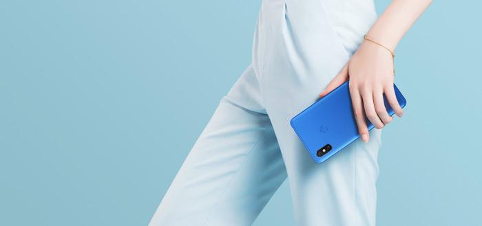 Xiaomi presenteert stijlvolle Xiaomi Mi Max 3 met 6,9 inch scherm en 5500 mAh accu