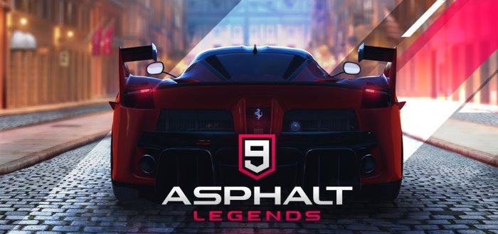 Asphalt 9: Legends must-have racegame officieel uitgebracht