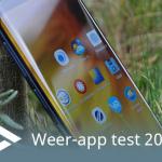 Weer-app test 2018: het grote onderzoek naar de beste weer-app