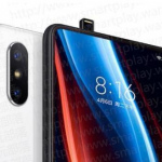 Foto's van Xiaomi Mi Mix 3 duiken op: met uitschuifbare camera