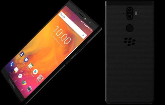 BlackBerry EvolveX