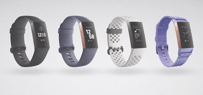 Fitbit Charge 3 is nieuwe fitnesstracker met touchscreen
