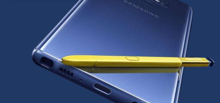 Samsung Galaxy Note 9 aangekondigd: groter, sneller en nóg beter (alle details)