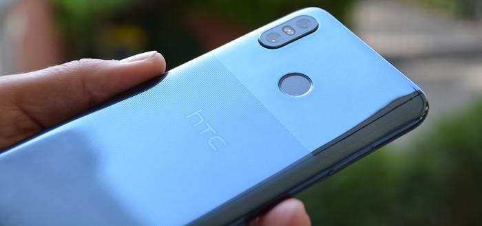 HTC U12 Life aangekondigd: een erg stijlvol toestel als concurrent voor de Nokia 7 Plus
