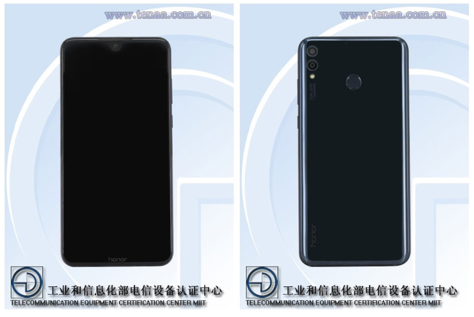 Honor 8X (max) tenaa