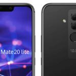 Dit is de Huawei Mate 20 Lite: duidelijke persfoto's en specs gelekt