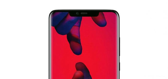 Nieuwe beelden laten Huawei Mate 20 Pro met curved scherm zien