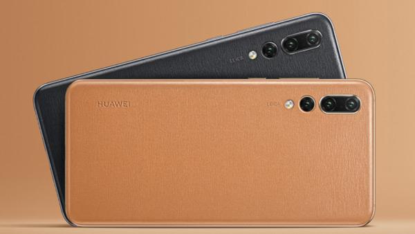 Huawei P20 Pro leer